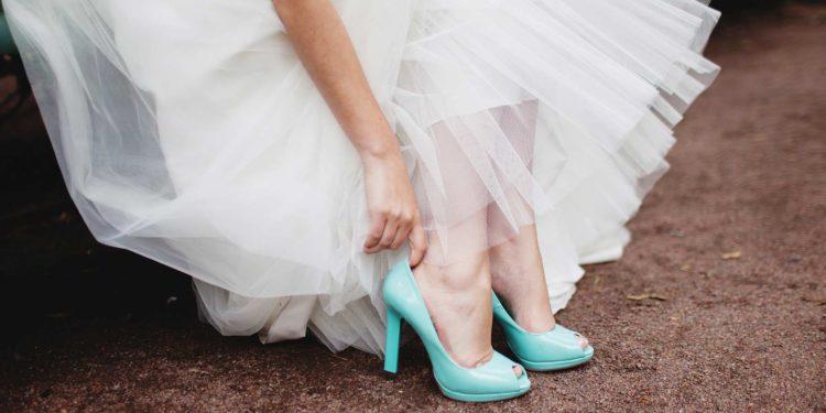 Schuhe für die Hochzeit einlaufen? Unbedingt!