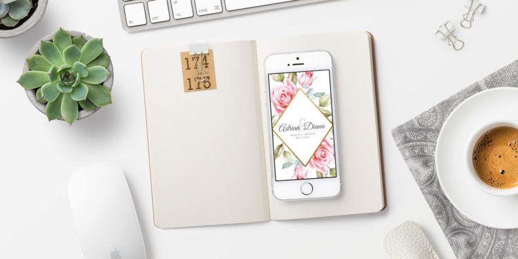 Vor- und Nachteile von digitalen Antwortkarten zur Hochzeit