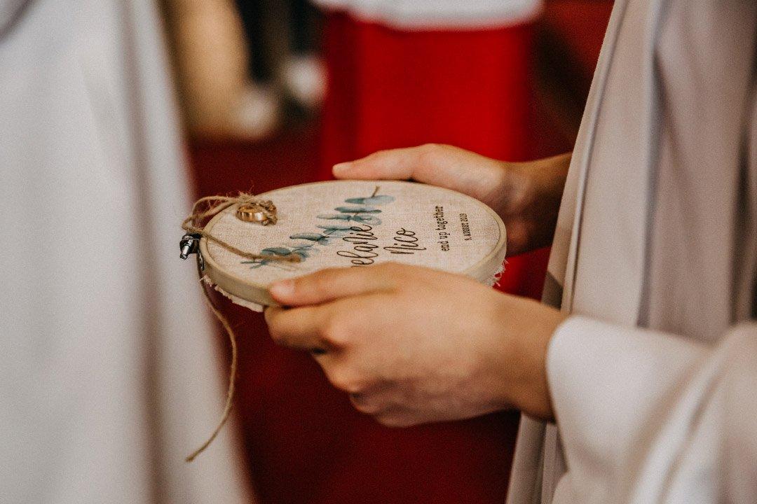 Rustikal romantische Hochzeit im Rittergut Orr