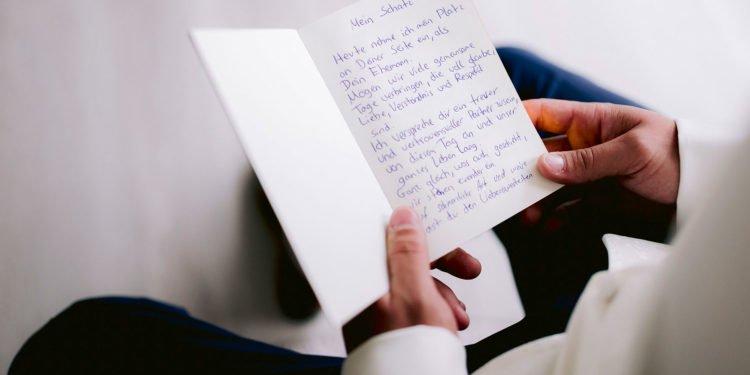 Eheversprechen: Tipps, um die richtigen Worte zu finden