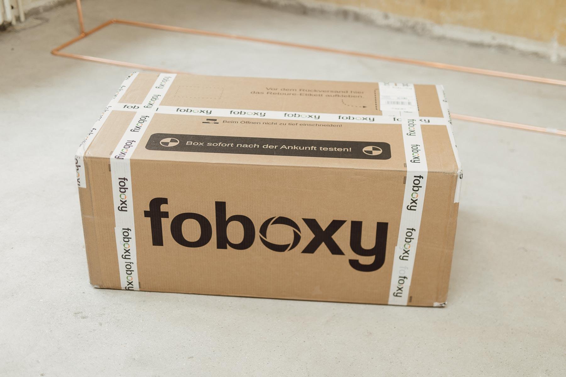 Das große Paket von foboxy