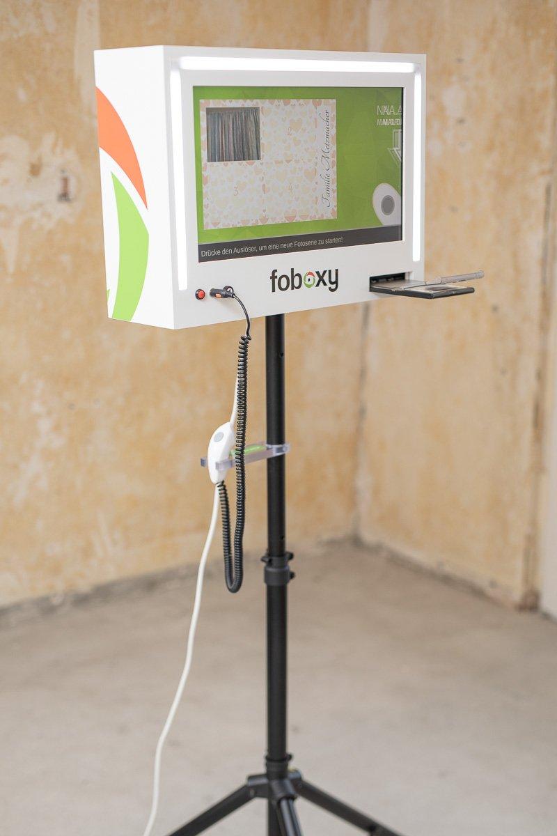 foboxy Erfahrungsbericht: Die Fotobox im Test