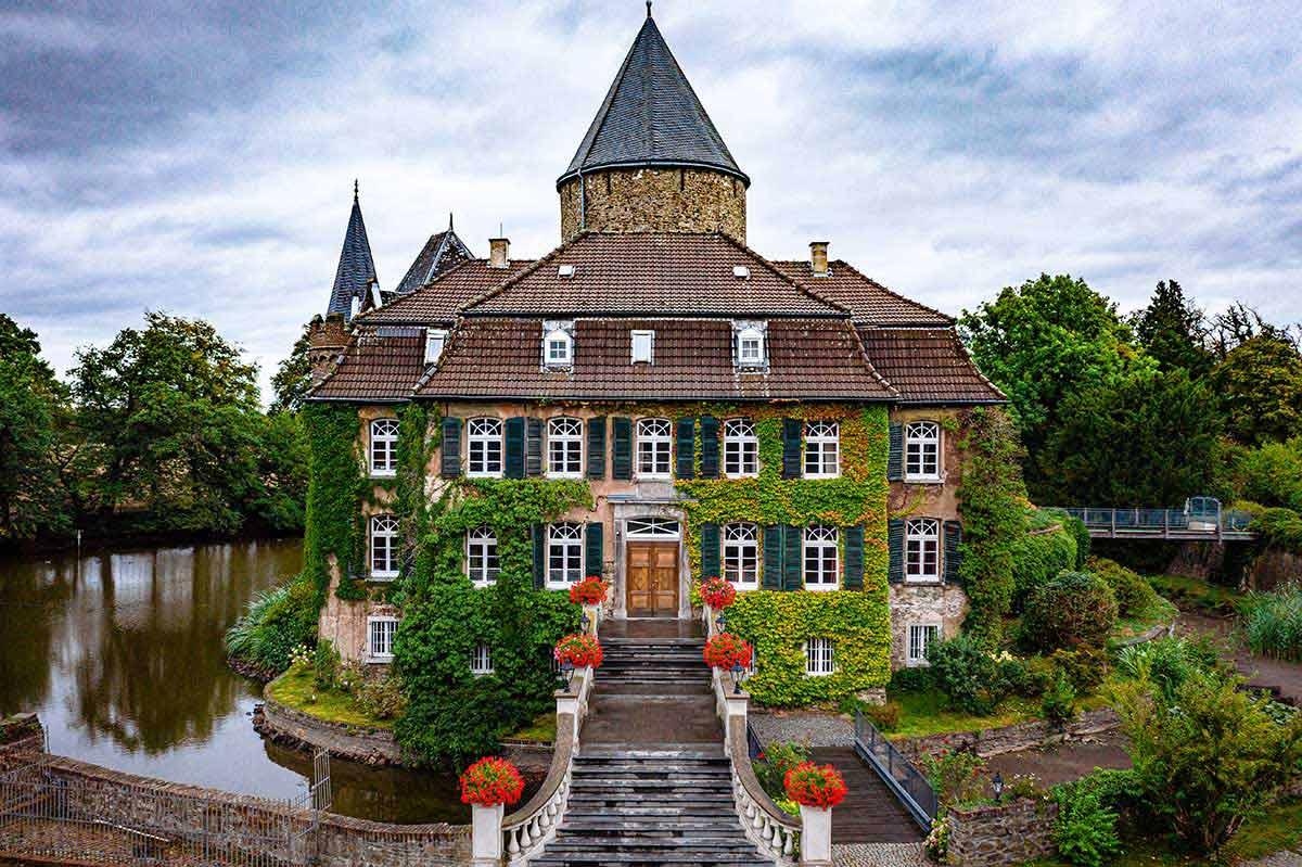 Hochzeit in Schloss Linnep