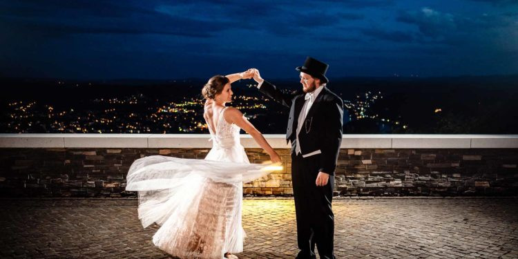 Rustikale DIY Hochzeit auf dem Drachenfels