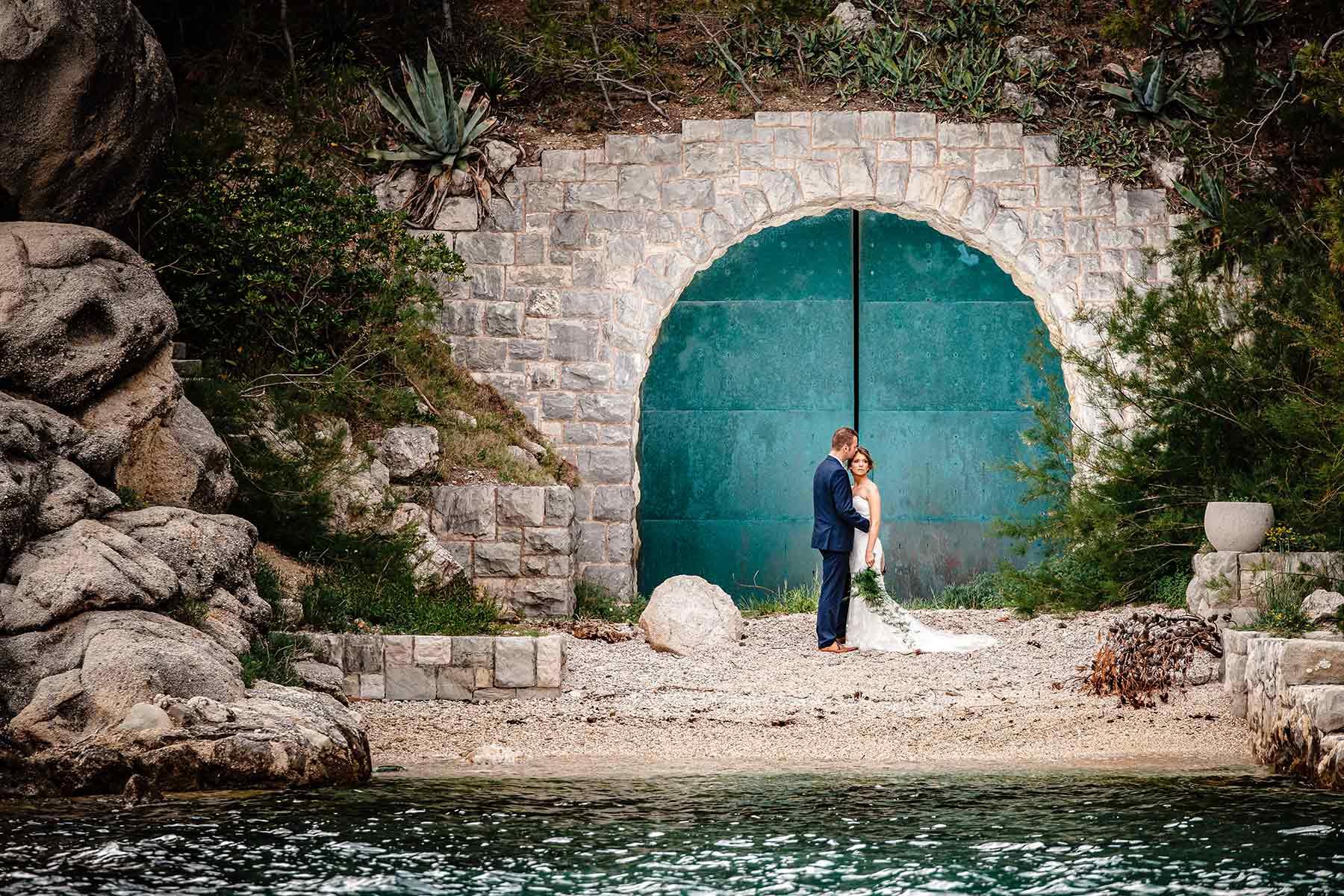 Heiraten am Meer in Kroatien