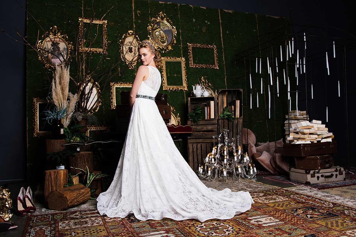 küssdiebraut Kollektion 2020 – Fairytale - Modell Belle