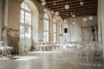 Kleine aber feine Hochzeit im Schlosshotel Diersfordt