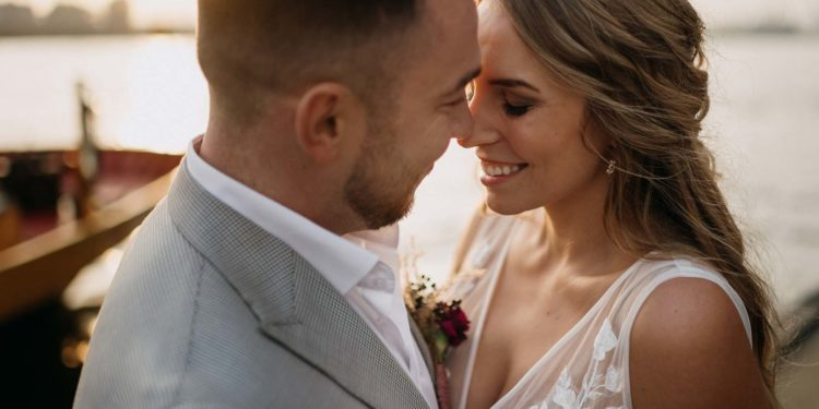Intime Hochzeit im Bootshaus Hafencity