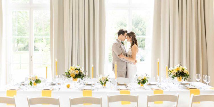 Hochzeit in Gelb & Weiß – Styled Shooting Toskanischer Sommer
