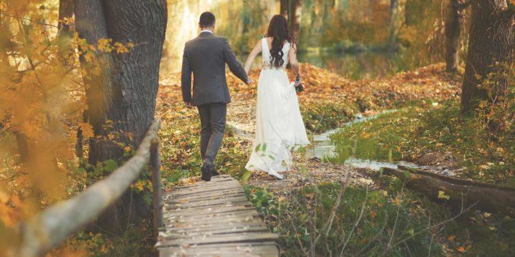 Wetter für eure Hochzeit im Oktober