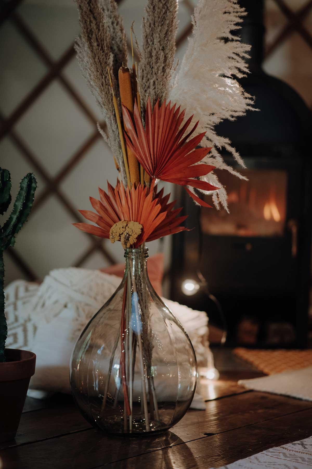 Floristik für die Ethno-Chic Hochzeit