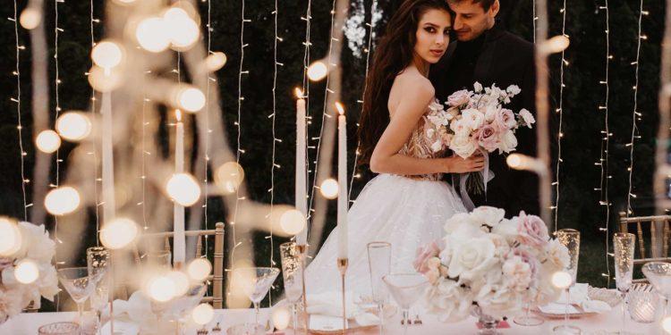 Deko-Ideen für eine klassisch / romantische Hochzeit