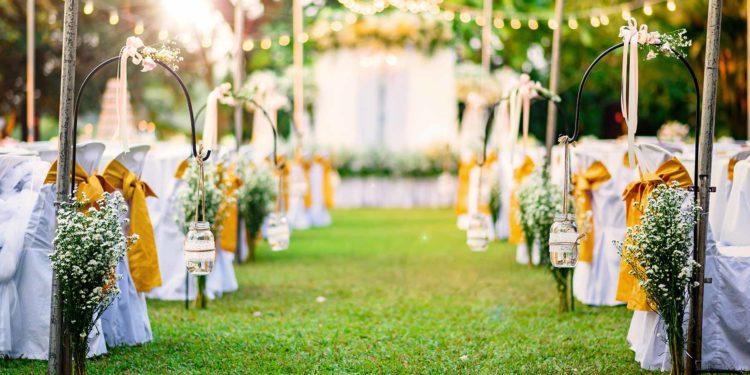 10 Tipps für eine Hochzeit im Sommer