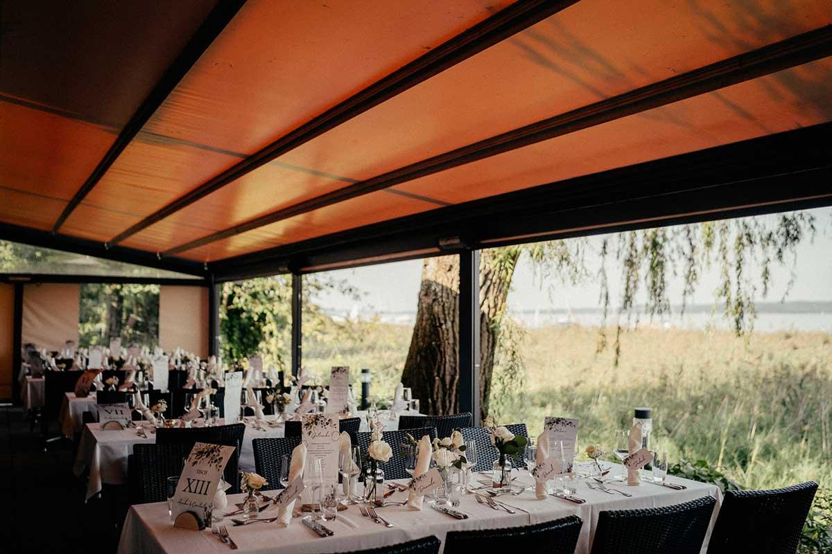 Hochzeit im Seehaus am Ammersee