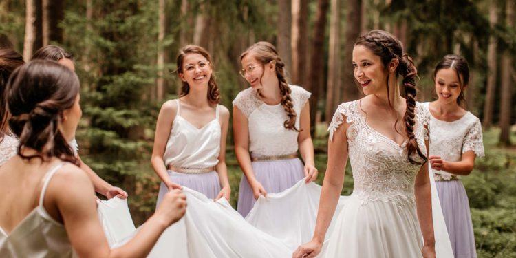 Hochzeit im Wald – So könntet ihr in der Natur heiraten