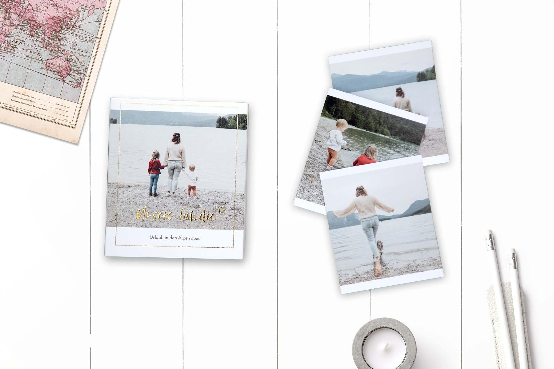 Bilderbox für Fotos