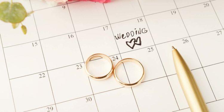 Wann ist der beste Zeitpunkt für eine Hochzeit in der Schwangerschaft?