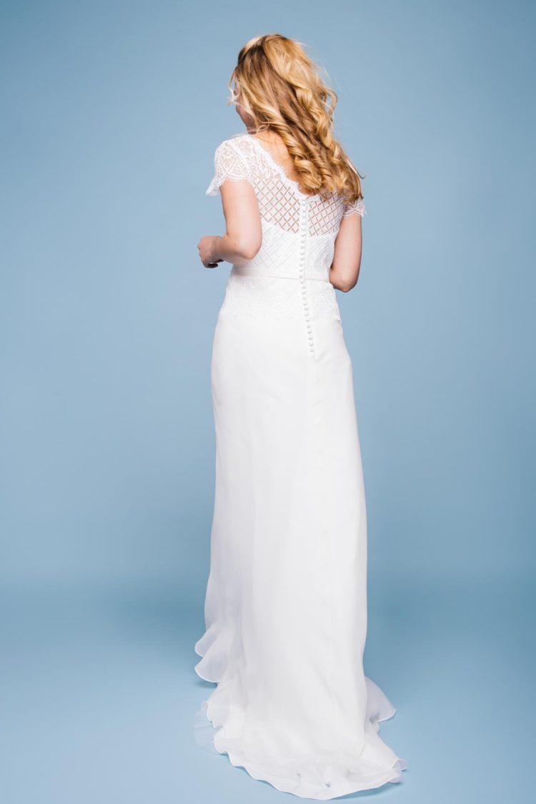 küssdiebraut Vintage Brautkleid Joana
