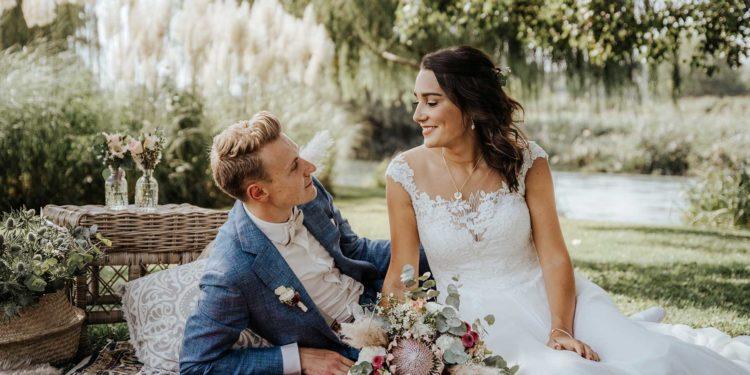 Destination Wedding: Romantische Hochzeit am Gardasee