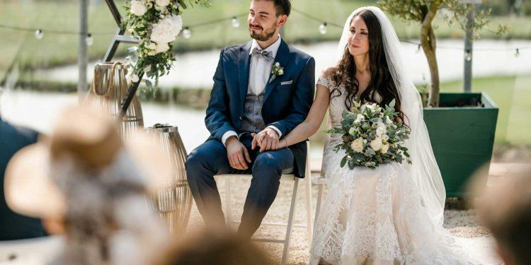 Greenery-Chic Hochzeit
