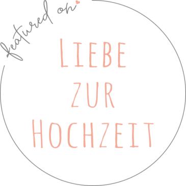 Liebe zur Hochzeit Badge featured on