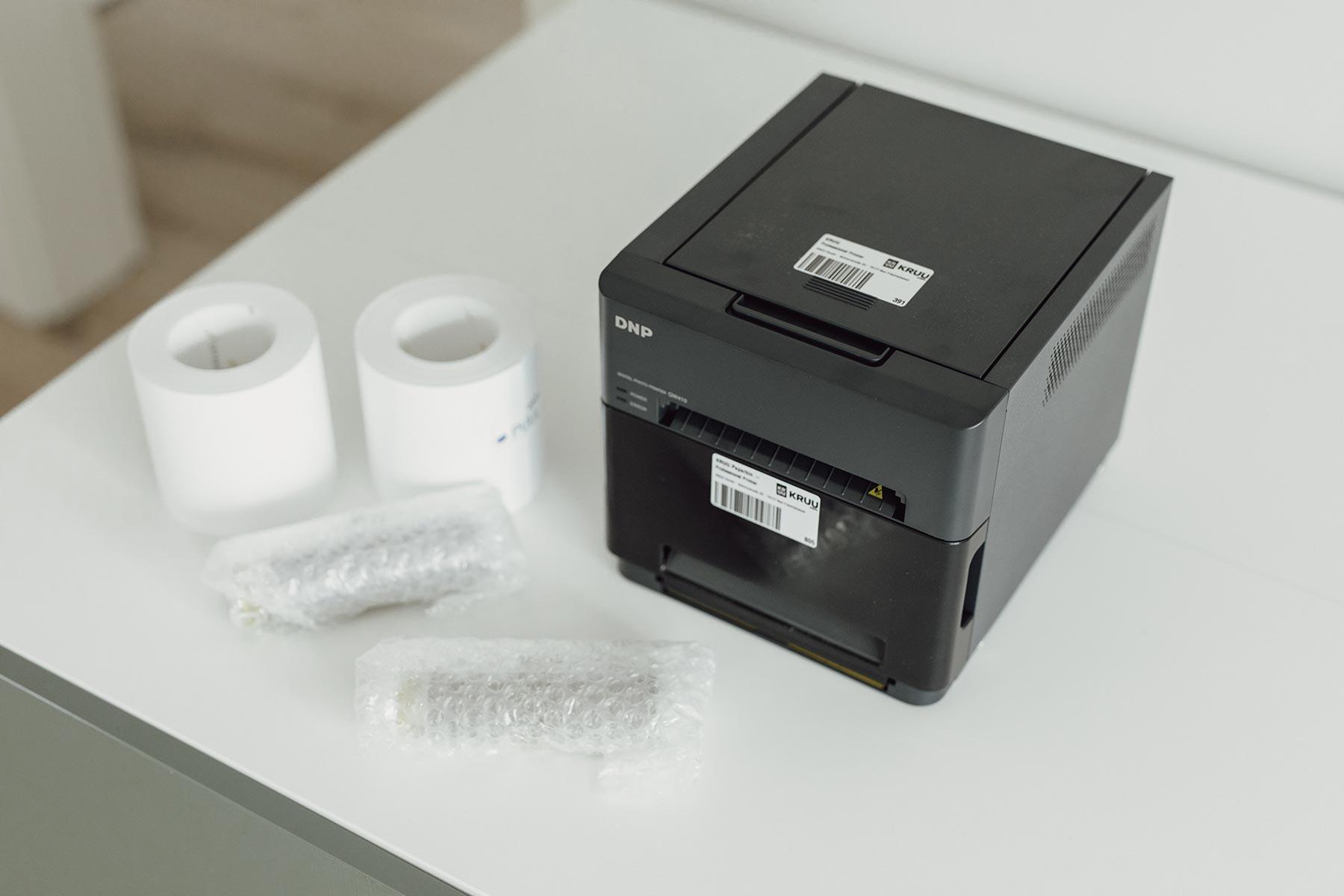 KRUU Fotobox Premium Fotodrucker