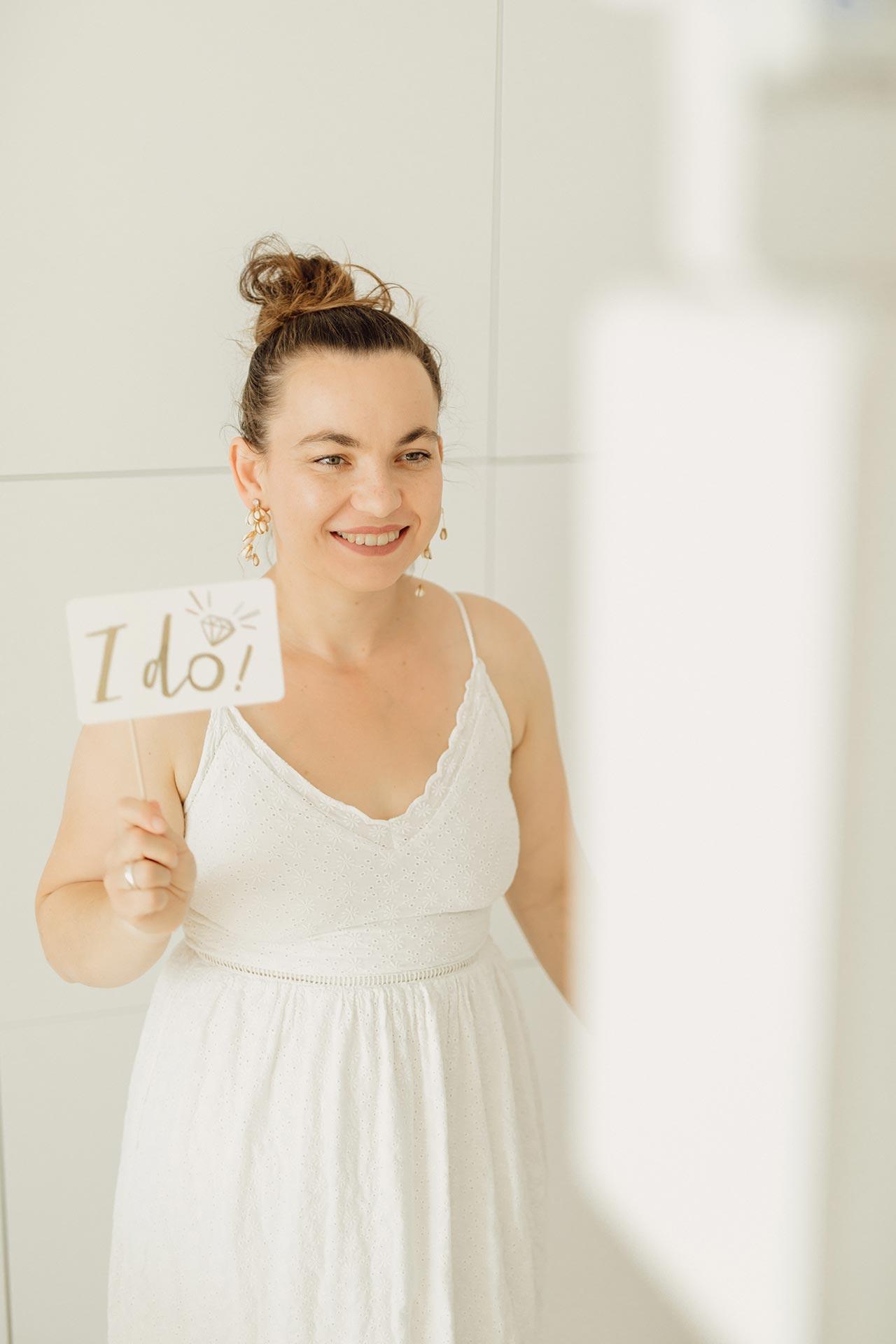 Sandra testet die KRUU Fotobox Premium