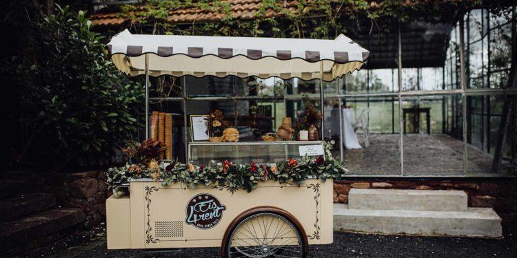 Eiswagen für die Hochzeit: Wie teuer ist es? Lohnt es sich?