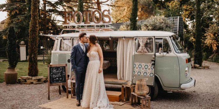 Hochzeit in Pastell-Blau und Gold