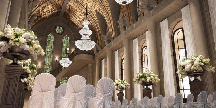 Kirchliche Hochzeit dekorieren: Ideen & Tipps
