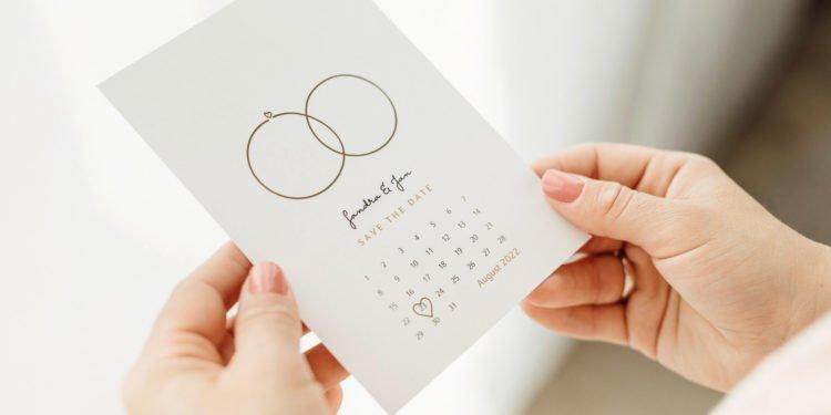 5 wichtige Tipps für eure Save-the-date Karten